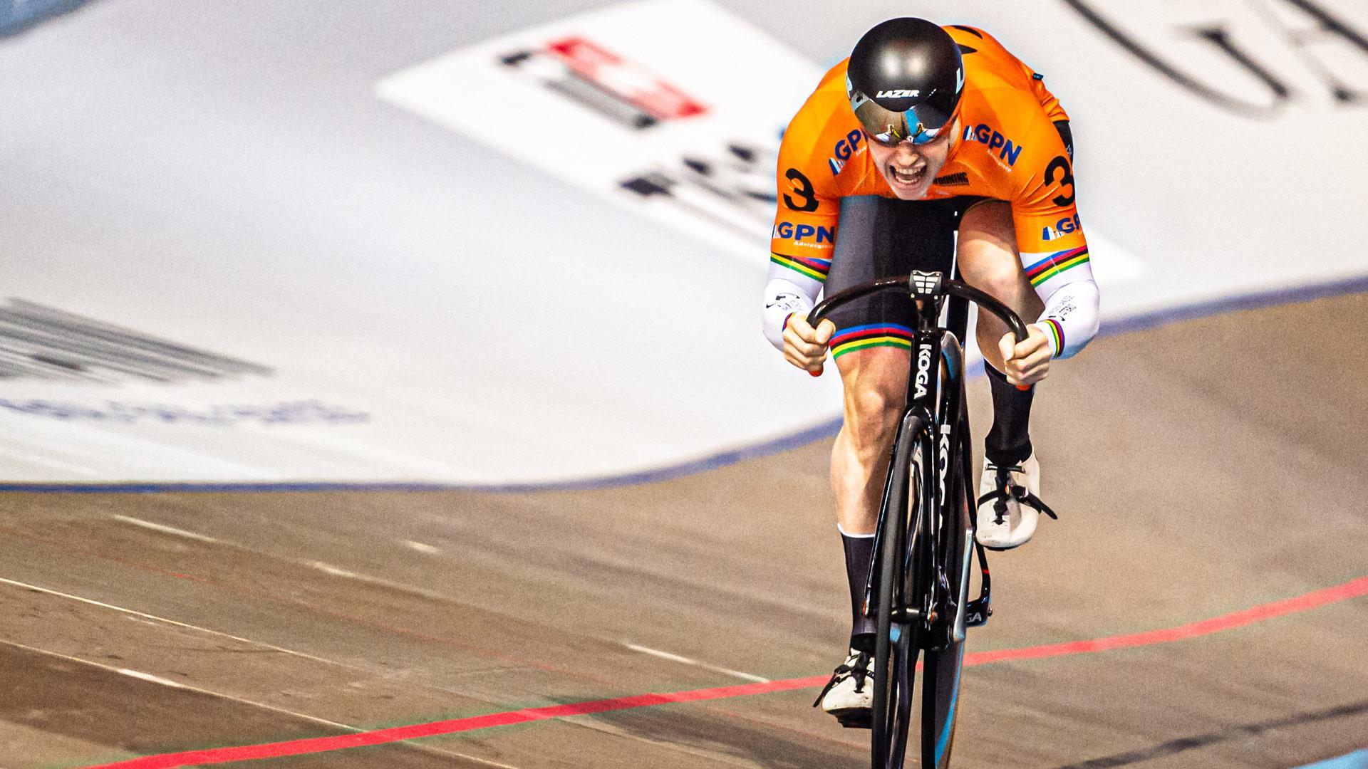 Tweevoudig olympisch kampioen Lavreysen naar Wooning Zesdaagse