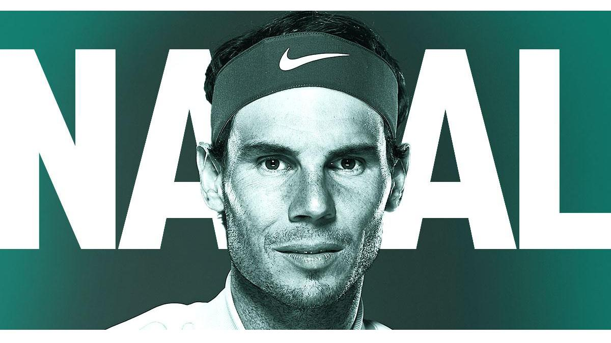 Rafael Nadal naar ABN AMRO World Tennis Tournament