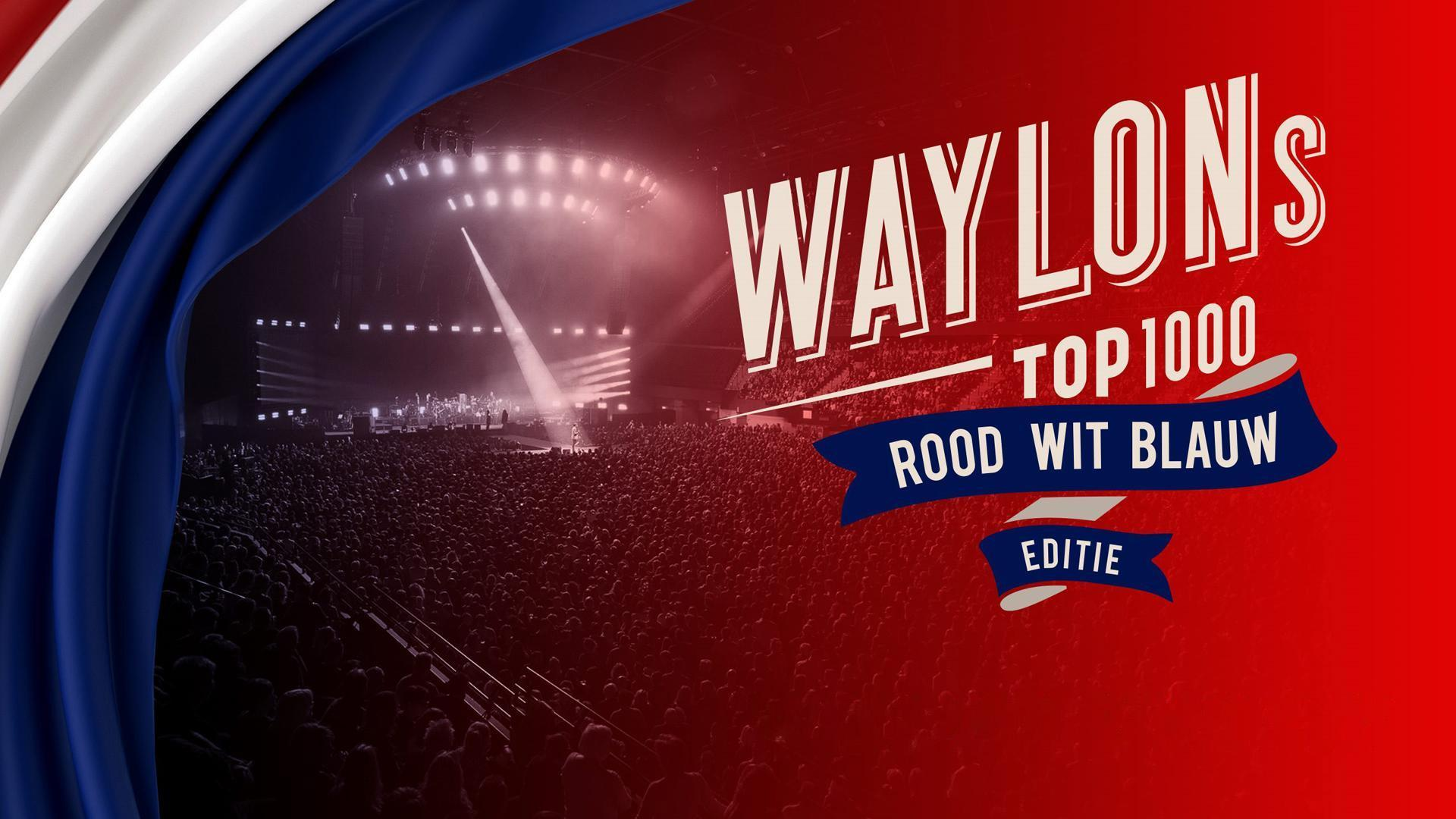Waylon kondigt driemaal rood-wit-blauw in Ahoy aan
