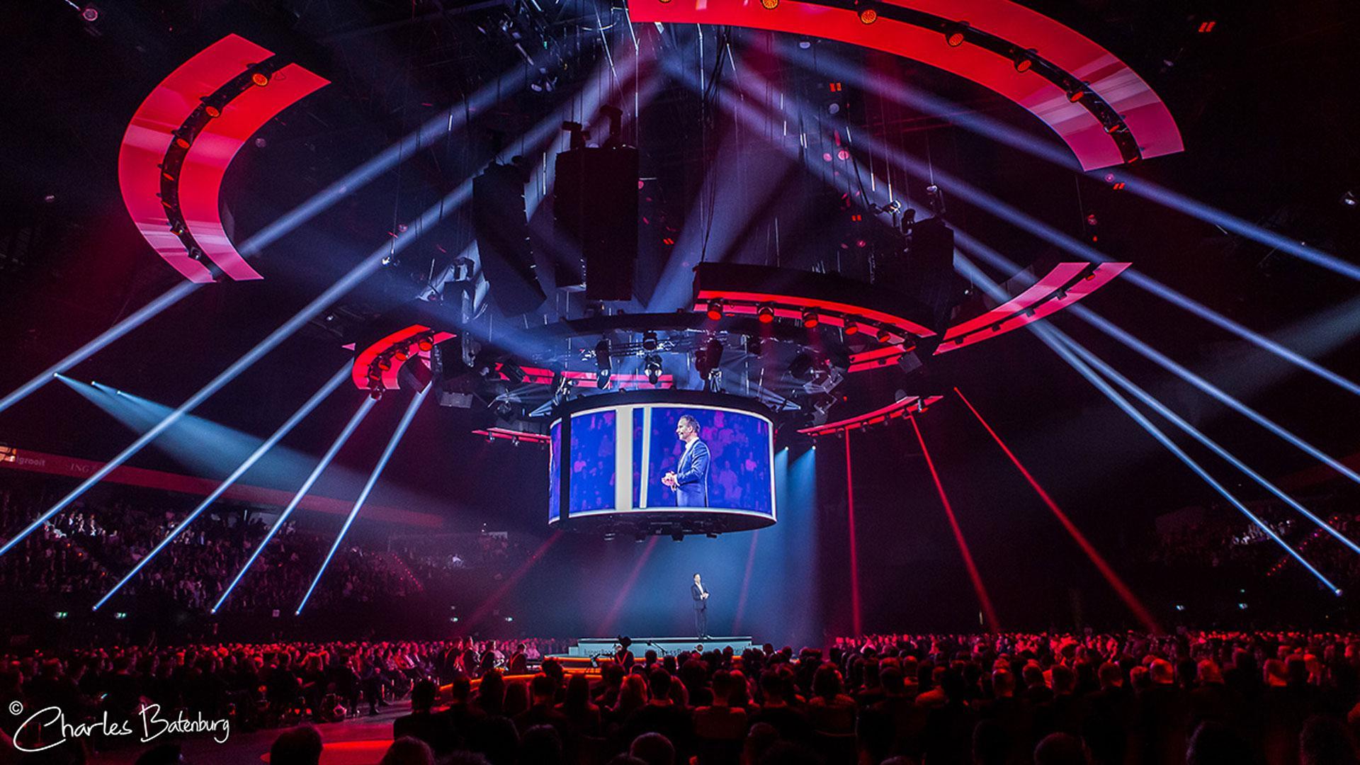 Pieter Zwart neemt stokje over van Michiel Muller bij Businessboost Live