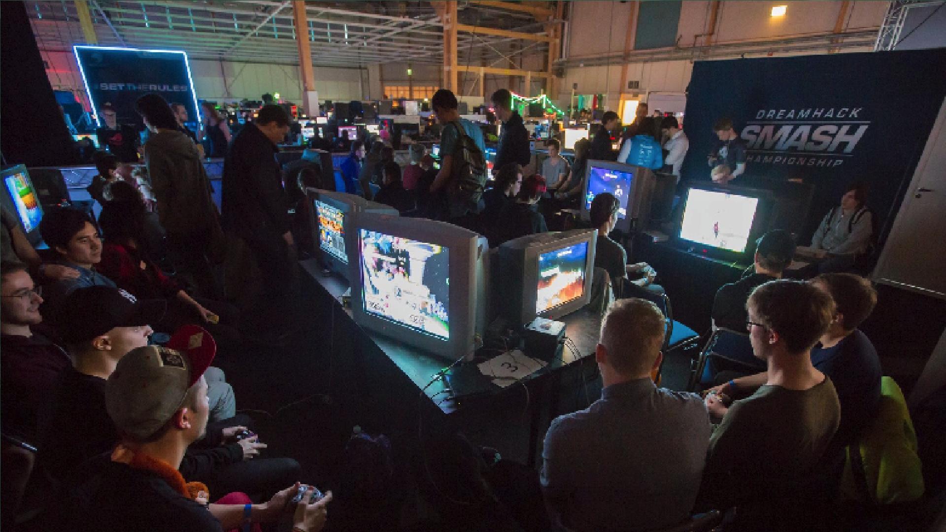 DreamHack Rotterdam krijgt een Super Smash Bros Melee toernooi