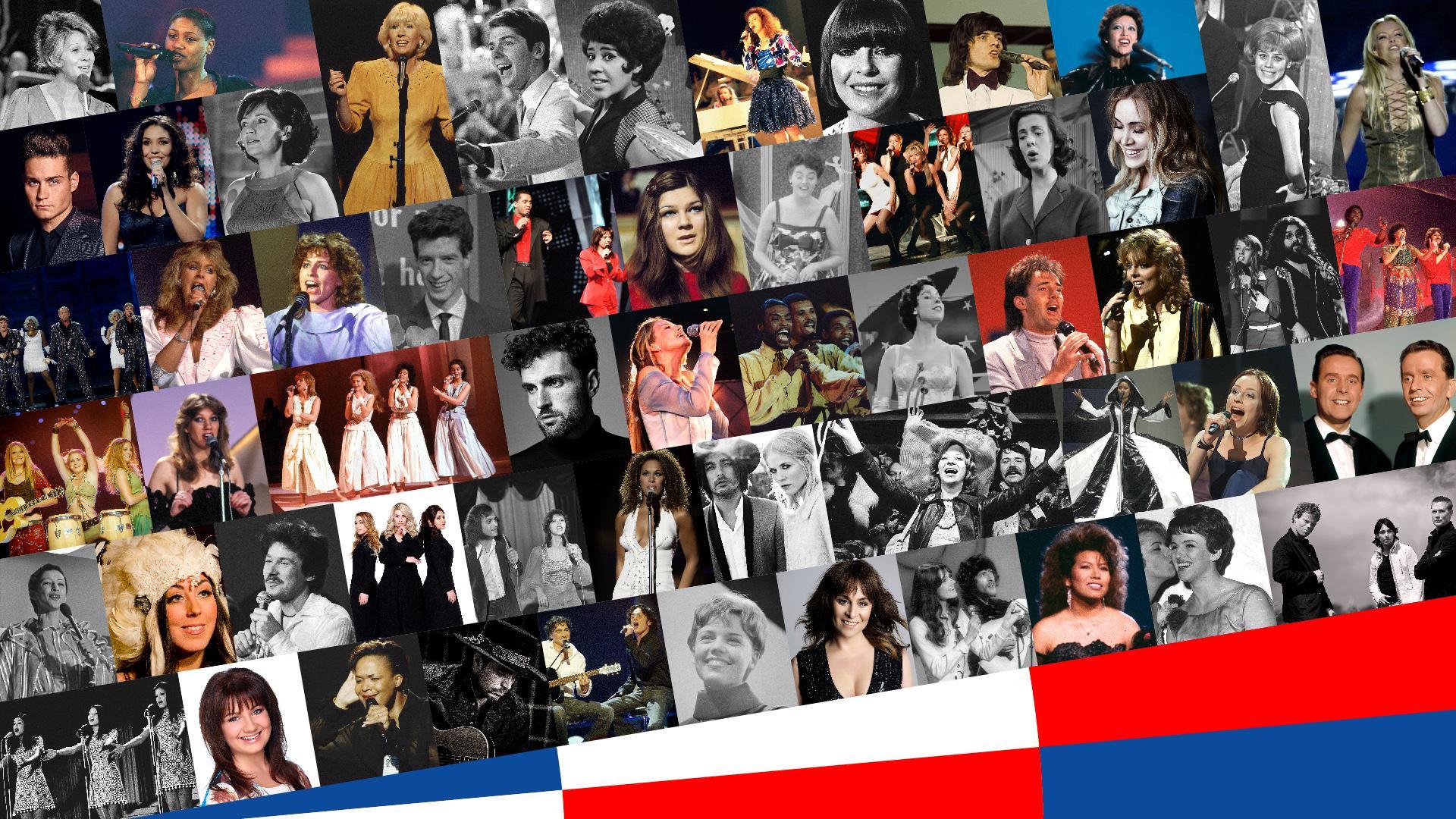 Nederlandse oud-deelnemers uitgenodigd voor het Eurovisie Songfestival 2020