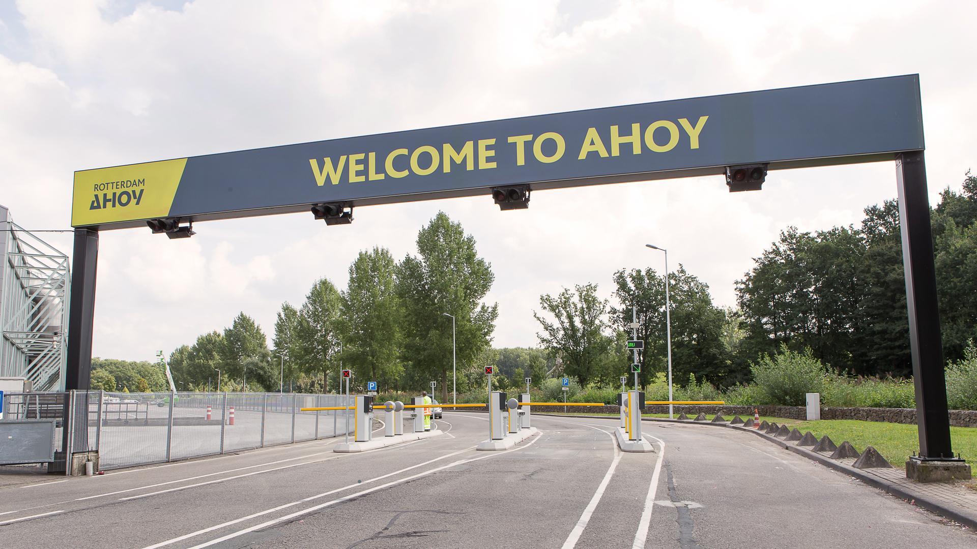 Parkeer deze zomer met fikse korting bij Ahoy!