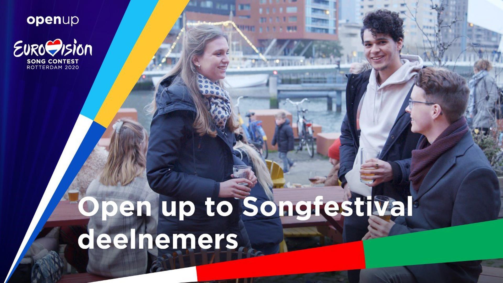 Gezocht: Groepen, straten en verenigingen om songfestivaldeelnemers te verwelkomen