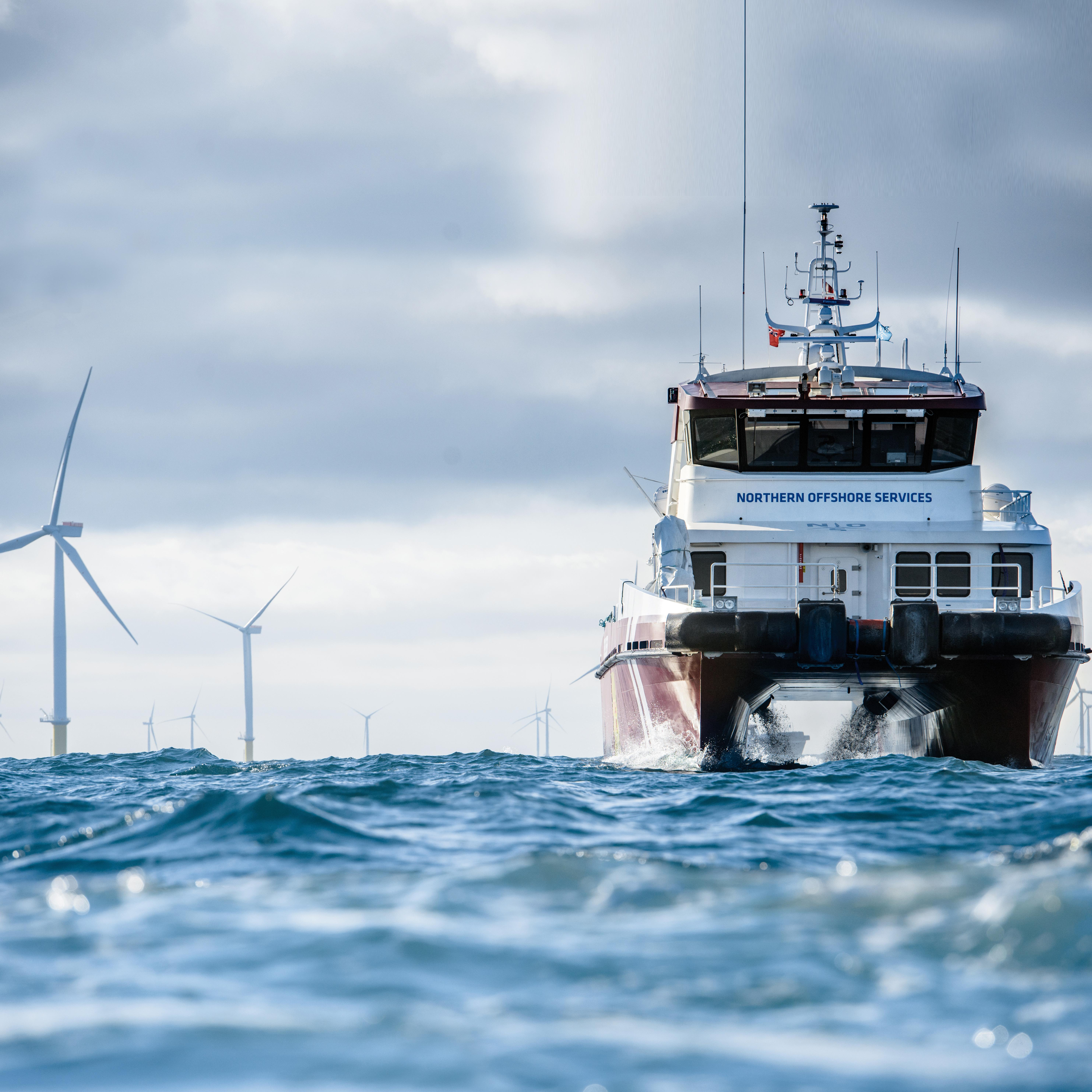 Europort abstract on maritime solutions for offshore renewable energy