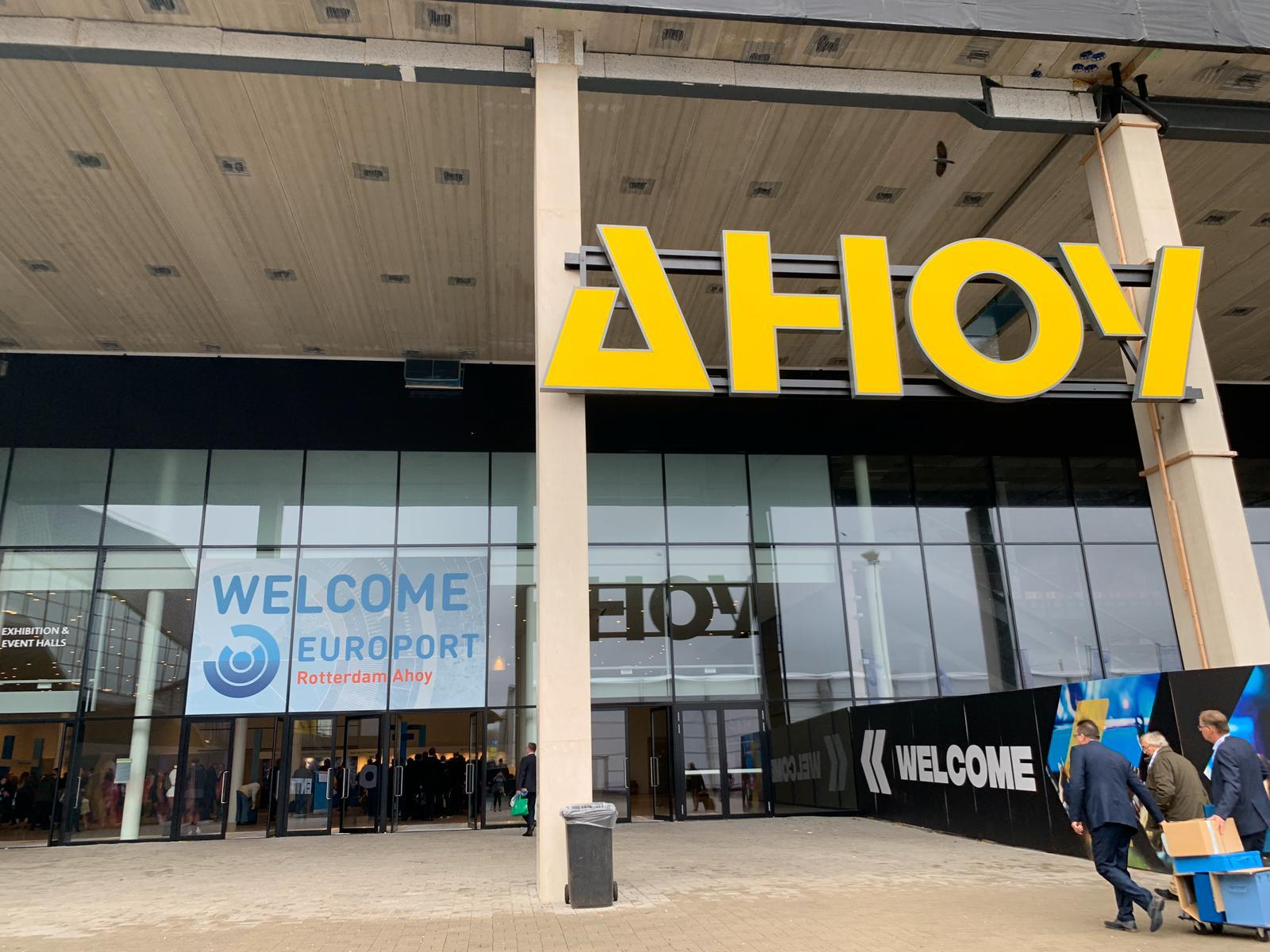 Prepare your visit to Europort