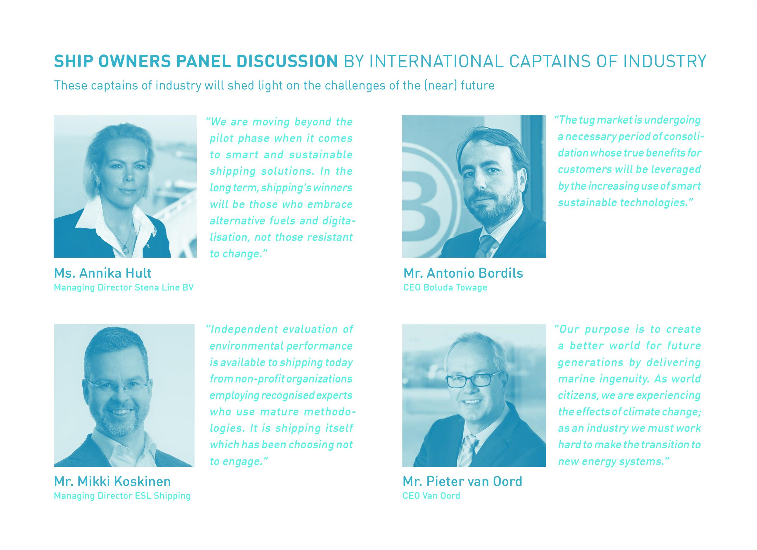 Press release: Europort 2019 launch led by shipowners summit