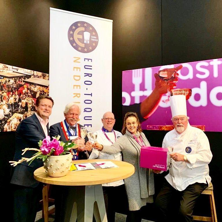 Branchepartners verlengen opnieuw samenwerking met Gastvrij Rotterdam
