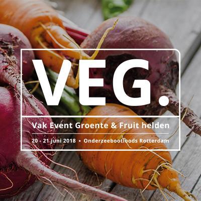 Gastvrij Rotterdam neemt deel aan VEG.