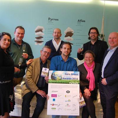 Horecapartners lanceren nieuwe MVO Award