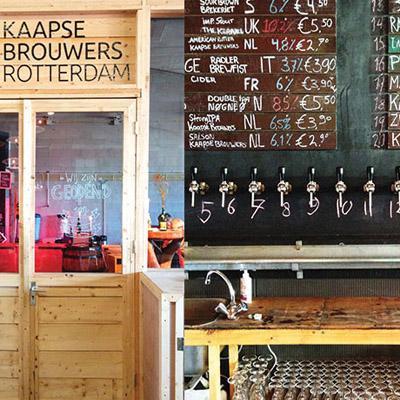 Nieuwe Rotterdamse Keuken in de spotlight op het Dit Smaakt Naar Meer! Paviljoen
