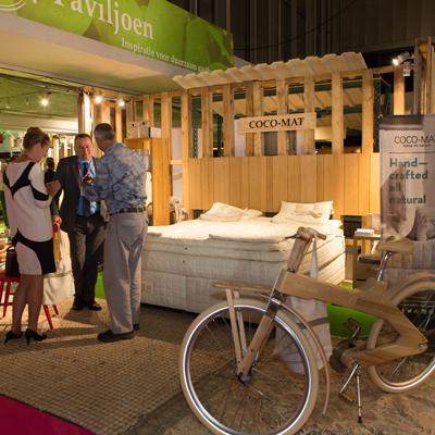 Hotelpartners ontwikkelen De Duurzame Hotelkamer