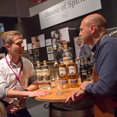 Bottle Business en The House of Spirits