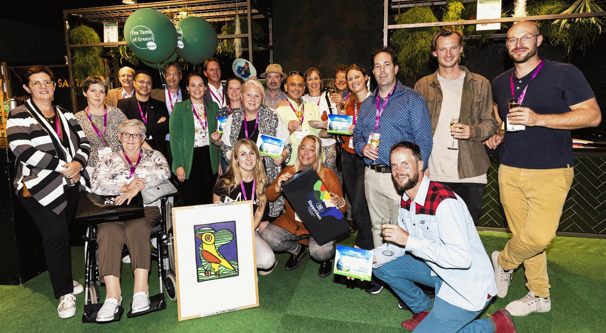 Nomineer uw favoriete duurzame horecalocatie voor de Gaia Green Awards