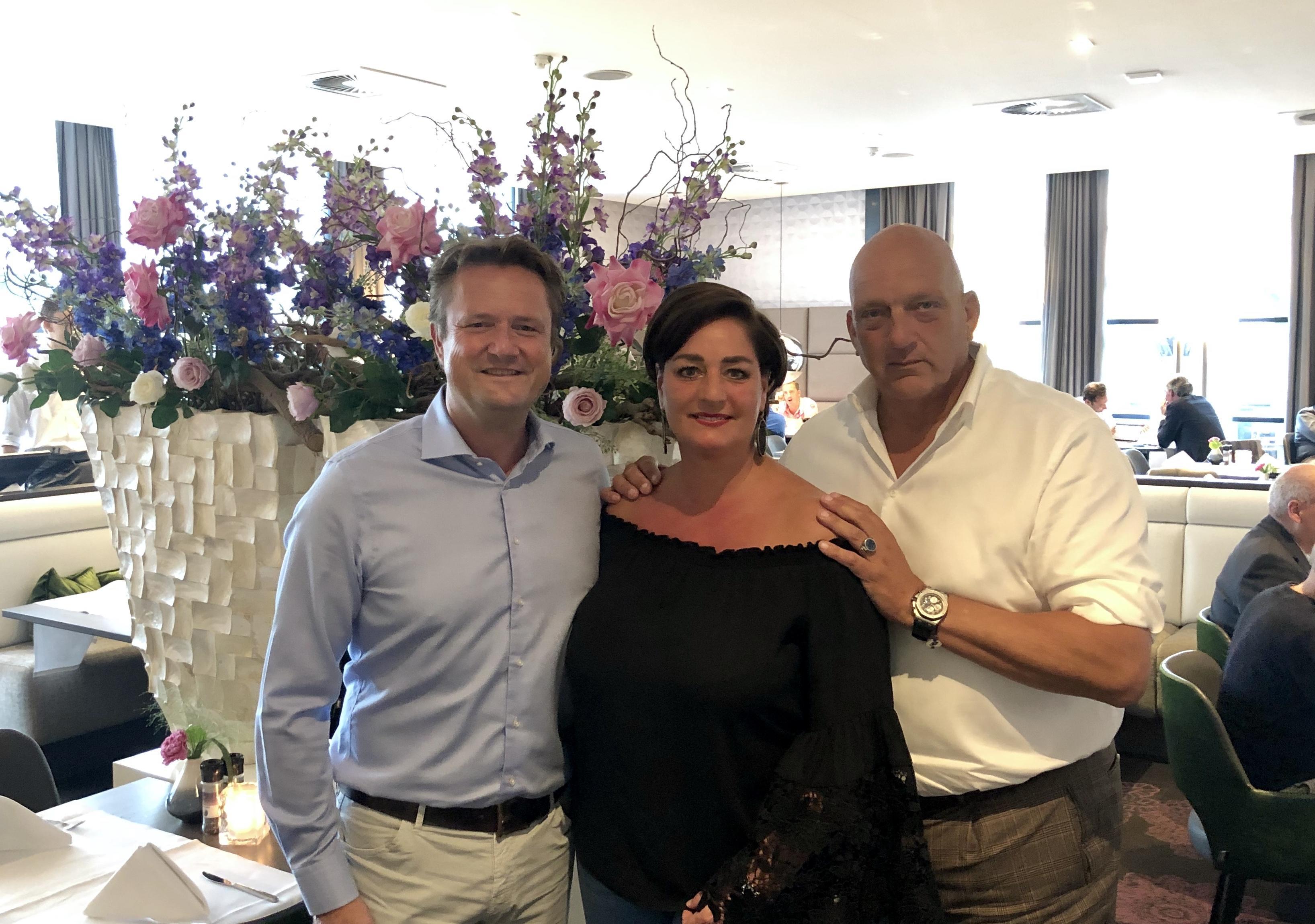 Thérèse Boer en Herman den Blijker openen Gastvrij Rotterdam 2019