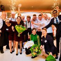 Kick-off jubileumeditie Future Talents tijdens Gastvrij Rotterdam