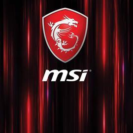 MSI at Gaming Expo