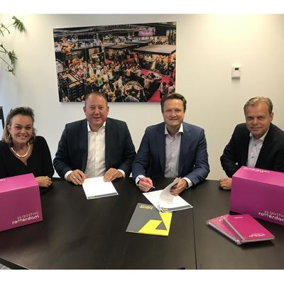 Boels Party & Events nieuwe Founding Partner
