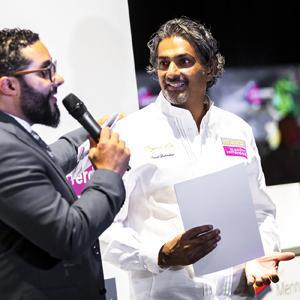 Soenil Bahadoer is Chef van het Jaar GaultMillau 2020