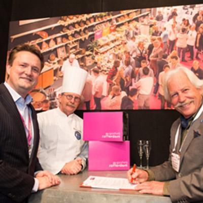 Driejarig partnership Gastvrij Rotterdam en Euro-Toques met drie jaar verlengd