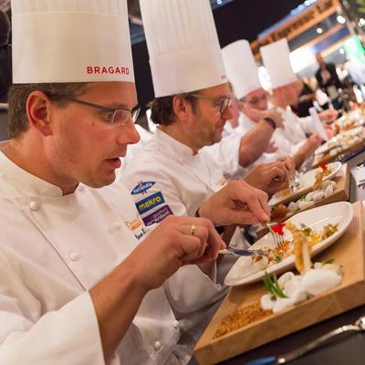 De vijf grootste culinaire talenten van Nederland in actie op Gastvrij Rotterdam