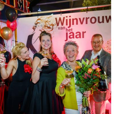 Claudia van Dongen uitgeroepen tot Wijnvrouw van het Jaar 2021