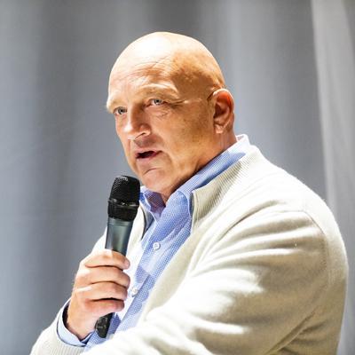 Herman den Blijker over talentontwikkeling