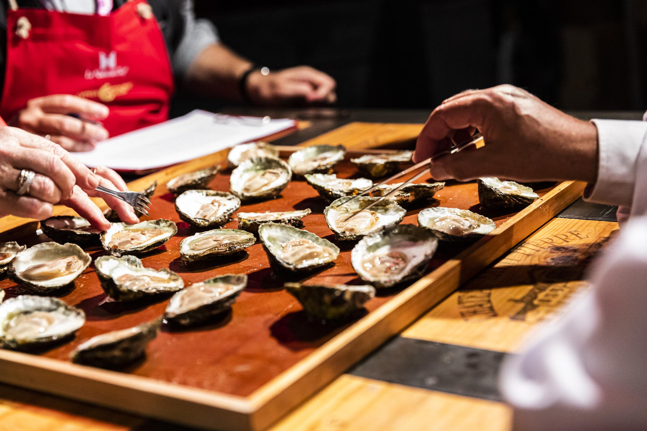 Dit was the Oyster Opening World Cup op Gastvrij Rotterdam 2019!
