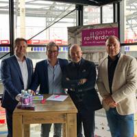 Verwiel & Wijngaard verlengt samenwerking met Gastvrij Rotterdam & Rotterdam Ahoy