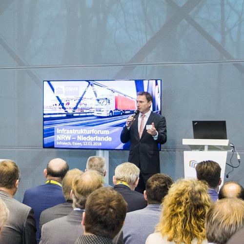 Infrastrukturforum NRW - Niederlande