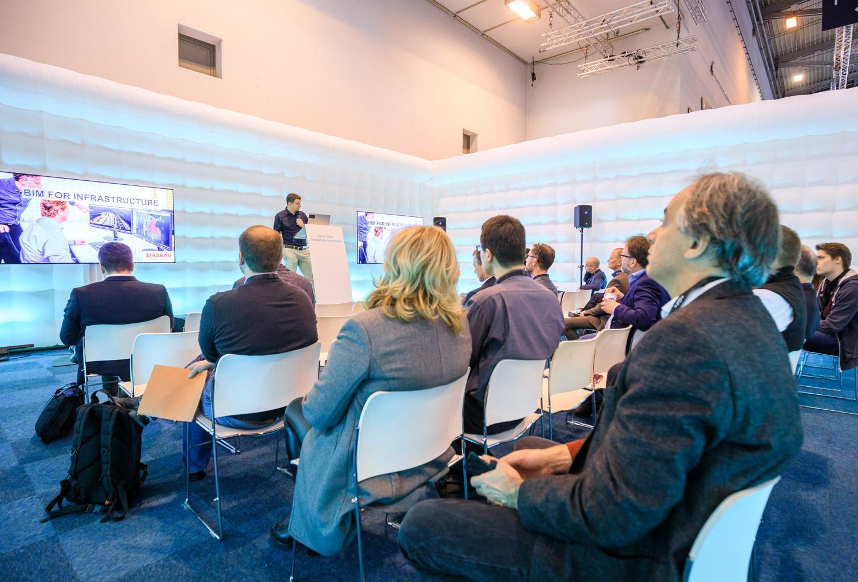 Smart Infra Technology Conference wird fortgesetzt