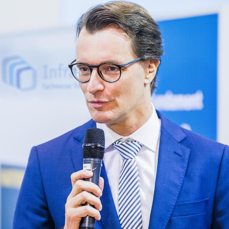 Drei Nominierungen für den InfraTech Innovationspreis