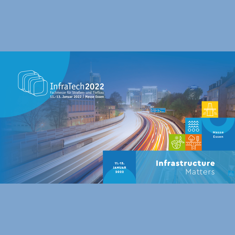 """""""Rethinking Infrastructure"""" neues Motto für 2022"""