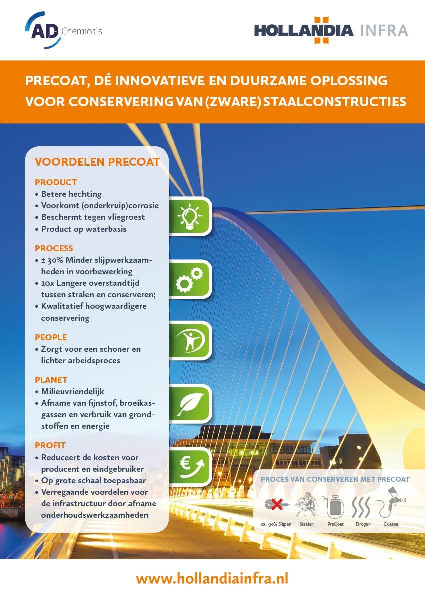 Hollandia Infra en AD Chemicals