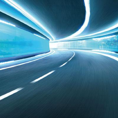 Op het Tunnelplein is steeds meer hightech