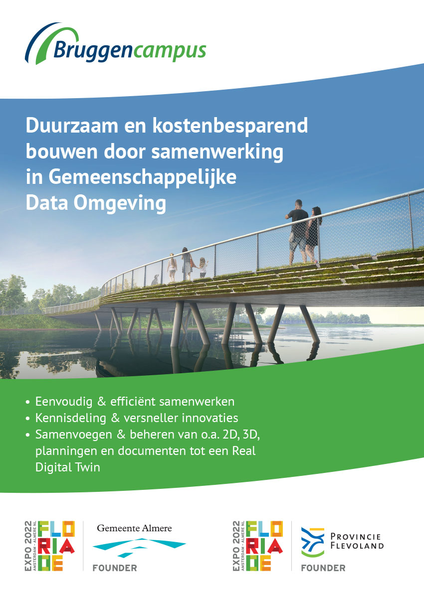 Bruggencampus Flevoland-Floriade