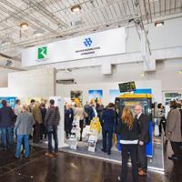 Deelnemen aan InfraTech Duitsland in 2018
