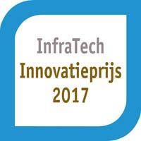Genomineerden InfraTech Innovatieprijs 2017 bekend