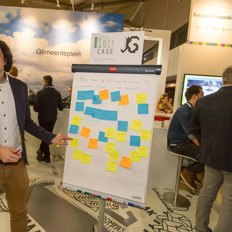 Vraagstuk gezocht voor hackathon tijdens InfraTech 2019