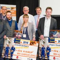 Safe Maintenance Award Benelux