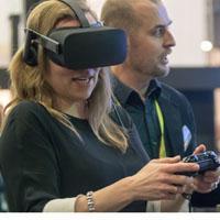 VR en AR tijdens beurs