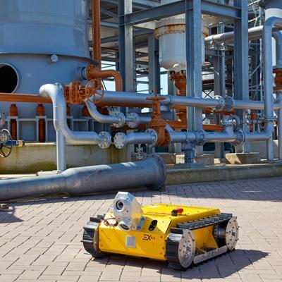 'Geen robots voor Shell ontwikkelen, maar Shell ontwikkelen om robots te gebruiken'