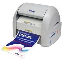 Multikleuren veiligheidslabels met Print- en Snijplotsysteem CPM-200