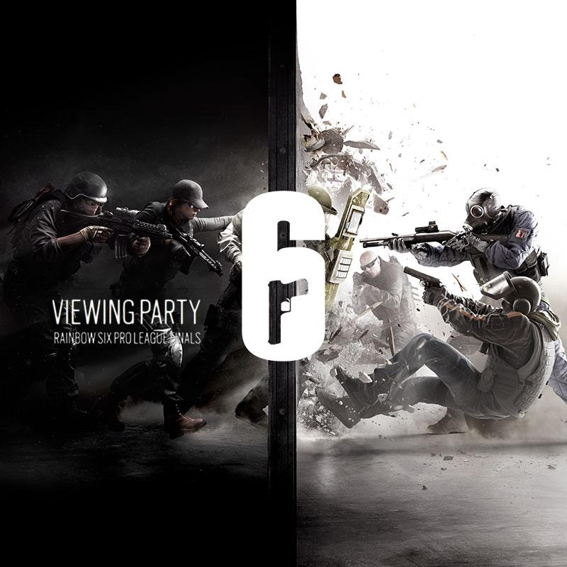Rainbow Six Pro League Finals Viewing Party