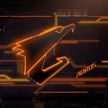 The AORUS Falcon has landed at Dreamhack Rotterdam 2019