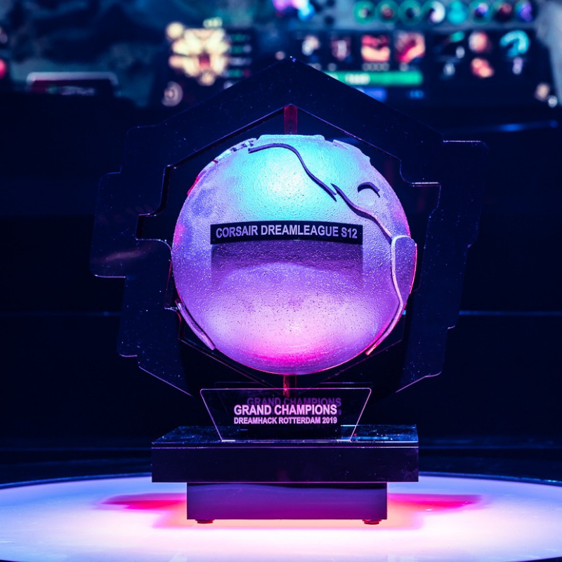 DreamLeague Dota 2 Schedule Sunday 19 October 2019