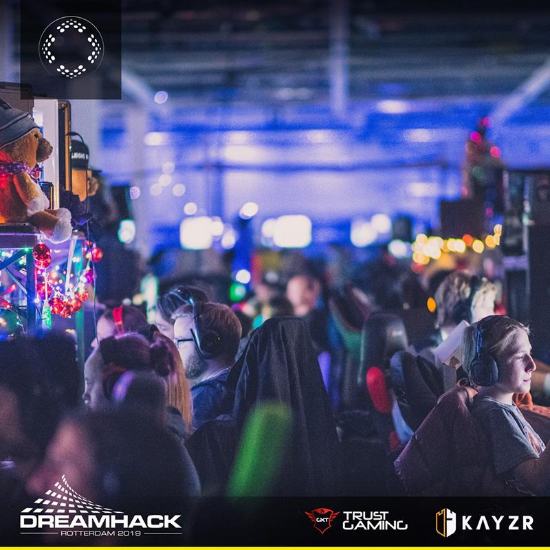 Trust Gaming LAN Party powered by Kayzr coming to DreamHack Rotterdam