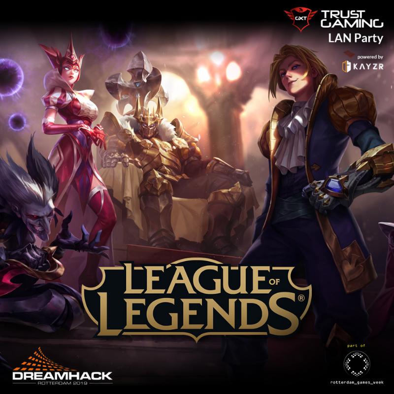 League of Legends returns to Ahoy