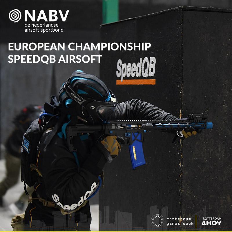 European Championship SpeedQB Airsoft