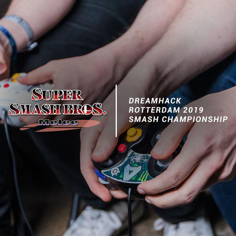 Super Smash is coming to DreamHack Rotterdam